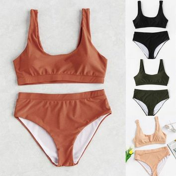 Feel The Sand Bikini Swim Set