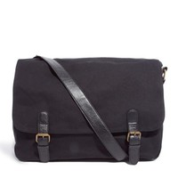 ASOS Satchel with Contrast Straps