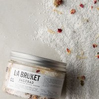L:A Bruket No. 01 Bath Salt by Anthropologie Black One Size Fragrance