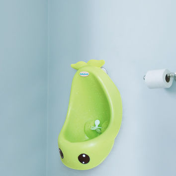 Joy Baby® Potty Training Urinal for Boys with fun aiming target