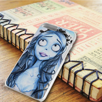 Corpse Bride Tim Burtons Skull Art iPhone 6 Plus Case