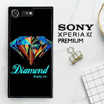 Diamond Supply Co F0364 Sony Xperia XZ Premium Case