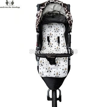 Fashion Baby Diaper Pad Baby Stroller Pad Seat Carriages Pram Buggy Car General Cushion Baby Carriers Accessories For Thick Mat