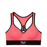Ultimate Push-Up Sports Bra - PINK - Victoria's Secret