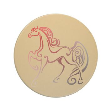 Horse Tails Coaster