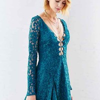 Stylestalker Love Bomb Lace Dress