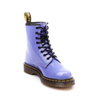 Womens Dr. Martens 8-Eye Boot, Dusty Blue, at Journeys Shoes