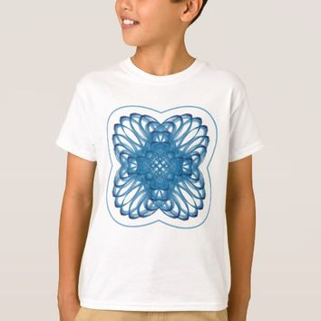 Kid's Hanes TAGLESS® Sacred Geometry T-Shirt
