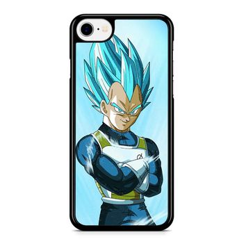 Dragon Ball Super Vegeta iPhone 8 Case