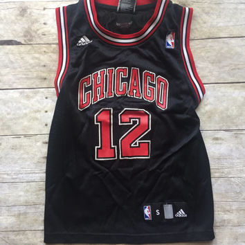 Vintage NBA Chicago Bulls Kirk Hinrich Jersey Basketball Champion