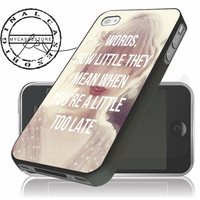 Taylor Swift Quotes for iPhone 4 5 5c 6 Plus Case, Samsung Galaxy S3 S4 S5 Note 3 4 Case, iPod 4 5 Case, HtC One M7 M8 and Nexus Case