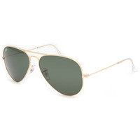 Ray-Ban Aviator Large Metal Sunglasses Arista One Size For Men 21712862101