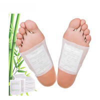 2Pcs Kinoki Detox Foot Pads Organic Herbal Cleansing Patches Plaster Improve Sleep Bamboo Massage Relax Pain Relief B010 $0.99 #organic #natural #ecofriendly #sustainaable #sustainthefuture