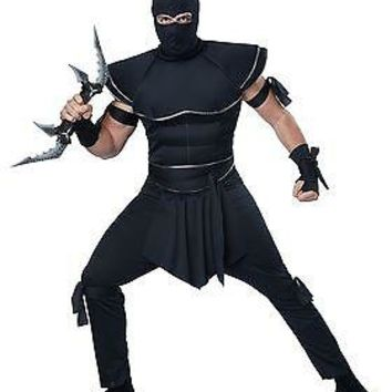 Adult Ninja Warrior Costume