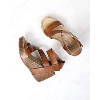 blowfish - hapuku wedge sandal
