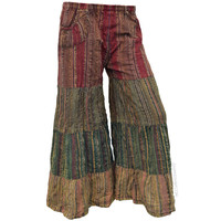 Lunar Bay Over Dyed Seersucker Pants on Sale for $34.99 at HippieShop.com
