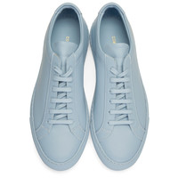 Blue Original Achilles Low Sneakers