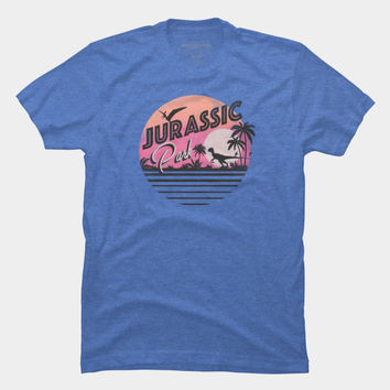 Retro Park T Shirt By JurassicPark Design By Humans