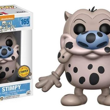 Funko Pop! Animation Ren & Stimpy Stimpy 165 12114 Chase