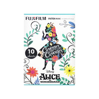 Fujifilm Instax Mini Film Disney Alice in Wonderland Curiouser and Curiouser Polaroid Instant Photo