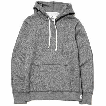 Heavyweight Terry Pullover Hoodie Engineered Charcoal