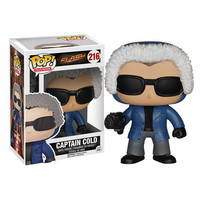 Captain Cold The Flash TV Series Pop Heroes Vinyl Figure