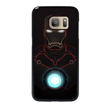 ARC REACTOR IRONMAN Samsung Galaxy S7 Case