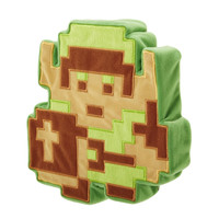 Link 8-Bit Legend of Zelda World of Nintendo Series 1-1 Plush