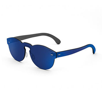 Super by Retrosuperfuture Tuttolente Paloma Unit Sunglasses, Blue