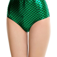 Disney The Little Mermaid Ariel Costume Swim Bottoms