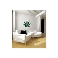 Marijuana Pot Leaf Vinyl Wall Decal Sticker Graphic By LKS Trading Post