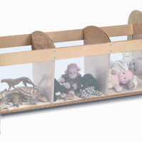 Whitney Brothers Toy Storage Box Stationary Dividers WB0185