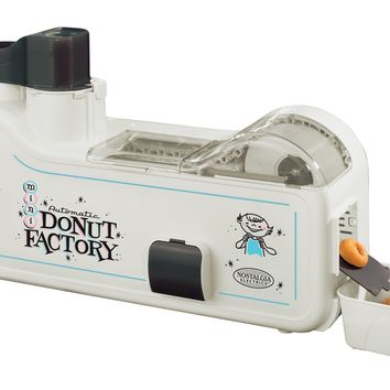Nostalgia Electrics MDF200 Automatic Mini Donut Factory:Amazon:Kitchen & Dining