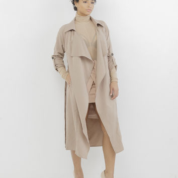 OLORA TRENCH COAT