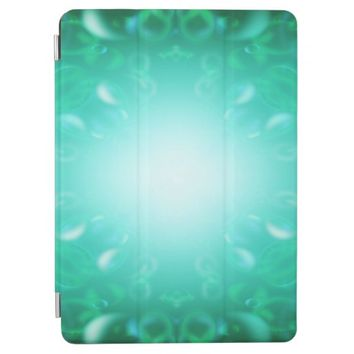 Glow Bubbles iPad Air Cover
