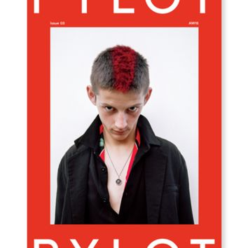 PYLOT, Issue 03 - AW15