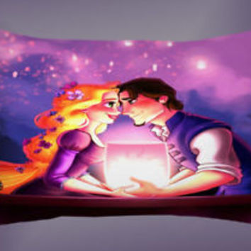 New Disney Movie Tangled Rapunzel Best Pillow Case 16 x 24 20 x 26 2 Side Cover
