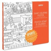 OMY Sports Giant Coloring Poster | Nordstrom