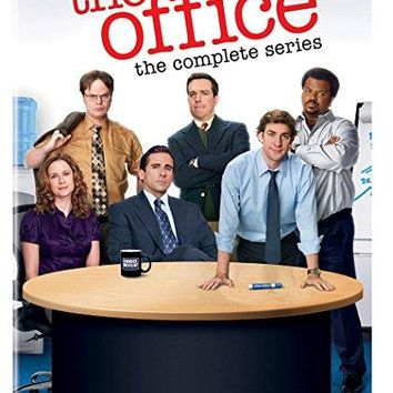 Steve Carell & Ed Helms - The Office: The Complete Series