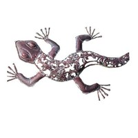 Ancient Graffiti Metal Die-Cut Lizard (Discontinued by Manufacturer)