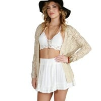 Sale-the Take The Wheel Summer Cardigan