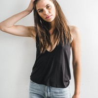 Easy On The Eyes Tank - Black w/Mesh – Joah Brown