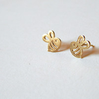 Bumble Stud Earrings