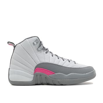 Air Jordan 12 Retro Vivid Pink Basketball Shoes - Beauty Ticks