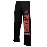 Wisconsin Badgers Dream Fleece Pants – Black