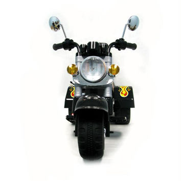 Lil' Rider? Harley Style Wild Child Motorcycle - Black