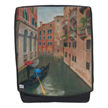 Italy. Venice Backpack