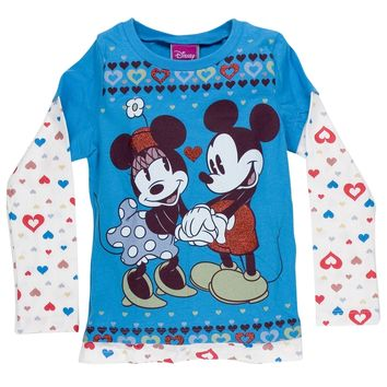 Disney - Heart Borders Girls Juvy 2Fer