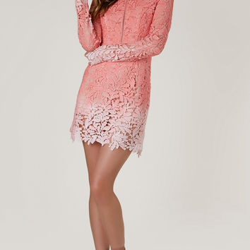 Like Spring Crochet Dress