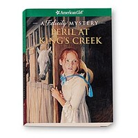 American Girl® Bookstore: Peril at King's Creek: A Felicity Mystery - Paperback